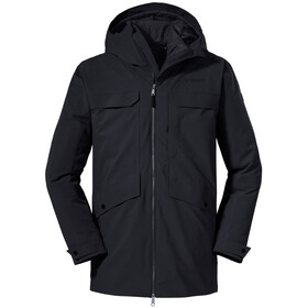Schöffel Moskau 3in1 Parka Men, black